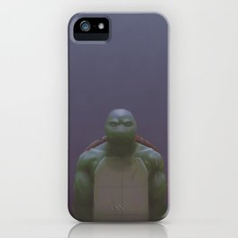 TMNT Raphael - Darkness iPhone Case