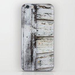 White Paint iPhone Skin