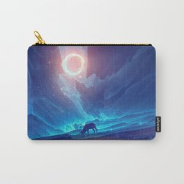 Stellar collision Carry-All Pouch