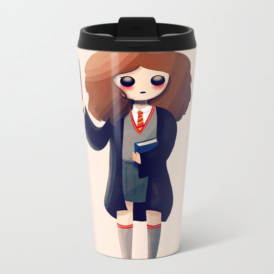 Leviosa Metal Travel Mug