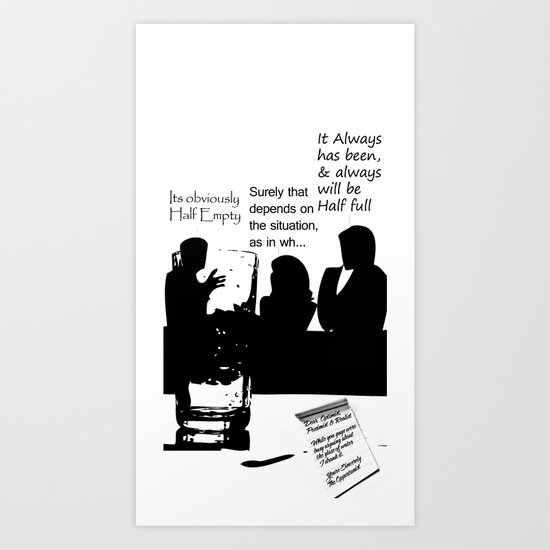 The Opportunist  Art Print