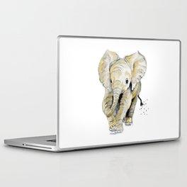 Baby Elephant Laptop & iPad Skin