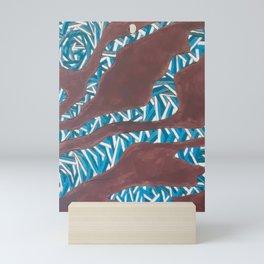 Rushing River Mini Art Print