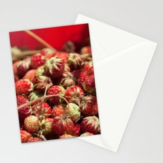 Wild Strawberries  4119 Stationery Cards