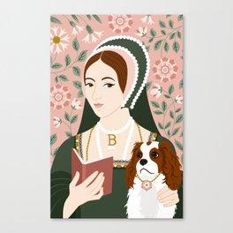 Anne Boleyn Canvas Print