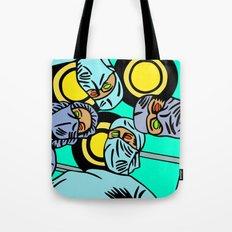 COBRADRELLA- La Peur d'Andy Warhol Tote Bag