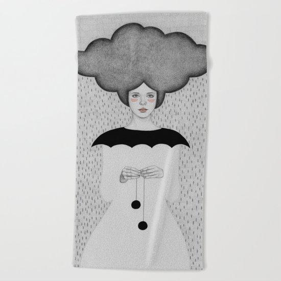 Amanda Beach Towel