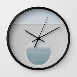 summertime ii Wall Clock