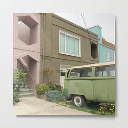 Daly City for days Metal Print