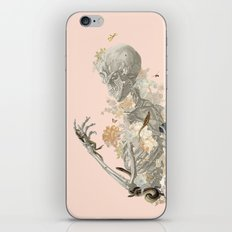 Stranger Danger I [sans type] iPhone Skin