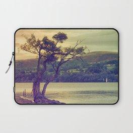 Autumn Lakeside Laptop Sleeve