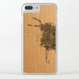 Miura Clear iPhone Case