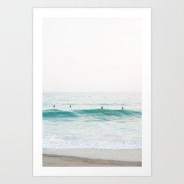 Riviera Art Print