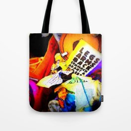 And Then There Was Soul Tote Bag