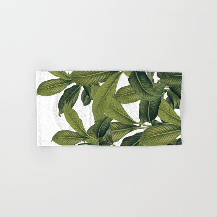 Love these leaves Hand & Bath Towel