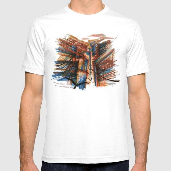 The City pt. 3 T-shirt