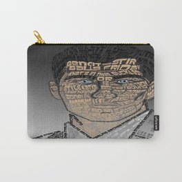 Typographic Sterling Archer Carry-All Pouch
