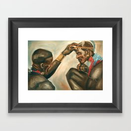 Rituals Framed Art Print