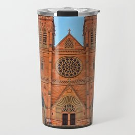 St Mary's Cathedral, Sydney Travel Mug