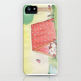 Glamping iPhone Case
