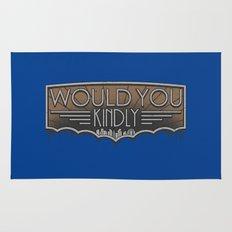 Would You Kindly Rug
