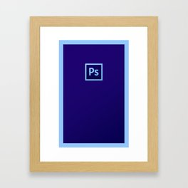 The New Photoshop Framed Art Print