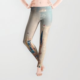 Cinderella's Castle Leggings