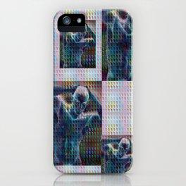"""Negative Tempation"" by surrealpete iPhone Case"