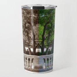 Biennale Garden Venice Travel Mug