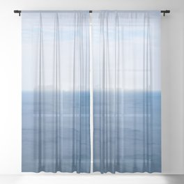 As far as she could see Sheer Curtain