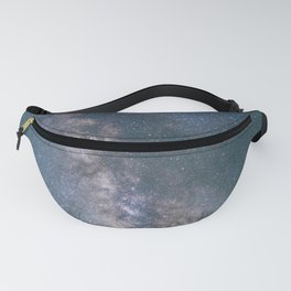Milky Way over American Basin Fanny Pack