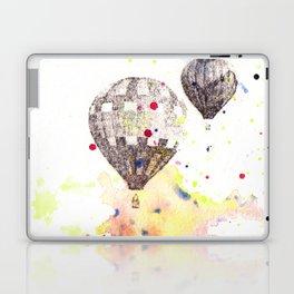 Hot Air Balloons Painting Laptop & iPad Skin