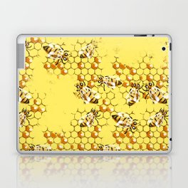 Honey Hive Laptop & iPad Skin