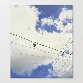 So long, Kicks Canvas Print