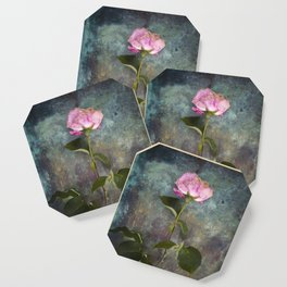 Single Wilted Rose Coaster