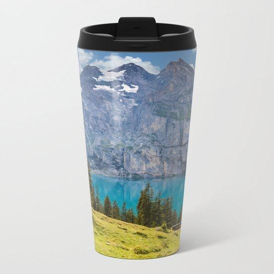 A Piece of Paradse II Metal Travel Mug