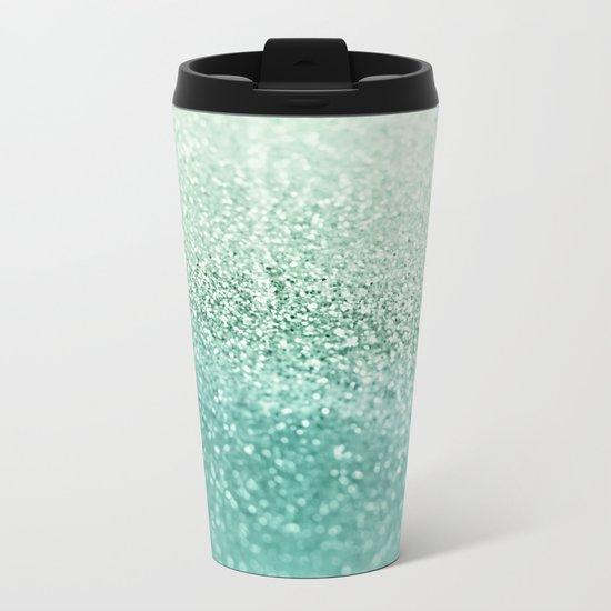 SEAFOAM Metal Travel Mug