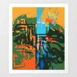 8918 Art Print