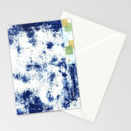 Blurred Copy Stationery Cards