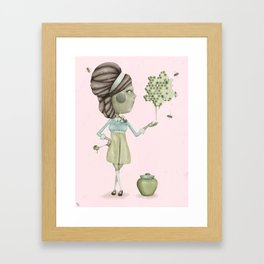 Sweeter Than Framed Art Print