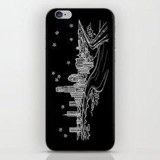 Austin, Texas City Skyline iPhone & iPod Skin