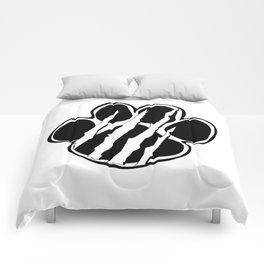 Panda Monium Paw Comforters