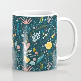 Underwater Jungle Coffee Mug