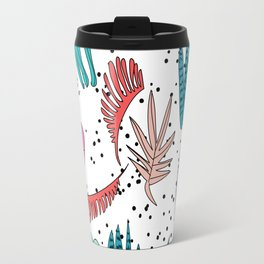 Leaf me alone 2 Travel Mug