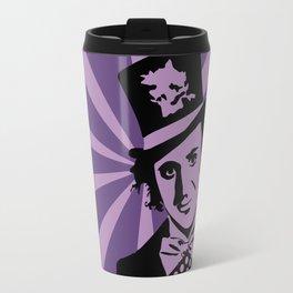 Willy Wonka's Pure Imagination Travel Mug