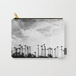 Palm Trees Standing Tall Carry-All Pouch