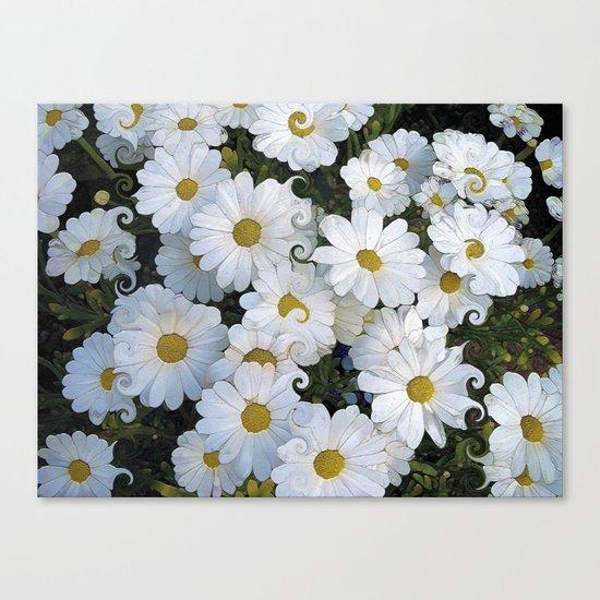 Dreaming Daisies Canvas Print