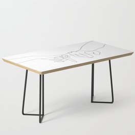 Pinky Swear Coffee Table