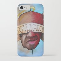 religion iPhone & iPod Cases featuring Religion by Tatstom48