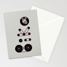 Bike Gear Stationery Cards